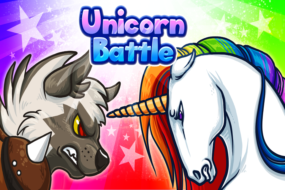 unicorn-battle